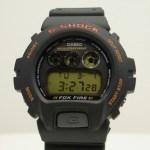 ※送料無料※ 【カシオ】CASIO G-SHOCK ジーショック FOX FIRE フォックスファイヤ 型番:DW-6900B メンズ腕時計 【中古】 質屋出品