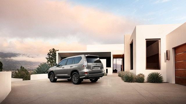 2022 Lexus GX460 release Date
