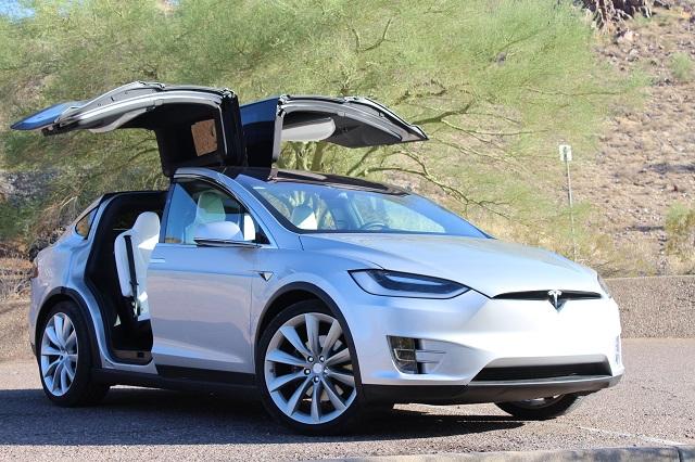 2021 Tesla Model X release Date