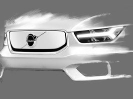 2021 Volvo XC90 electric