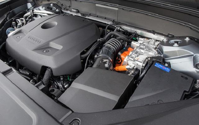 2021 Volvo XC90 t8 phev