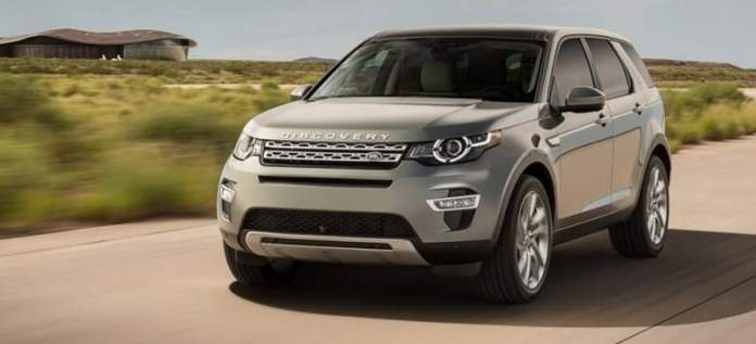 New Land Rover Discovery - 7-seater SUV