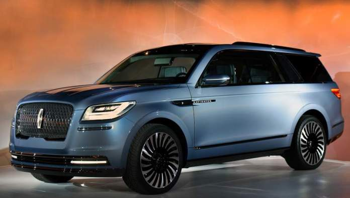 2022 Lincoln Navigator Electric SUV