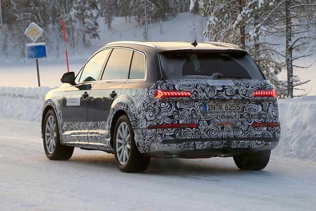 2020 Audi Q7 specs