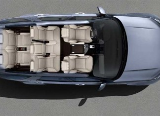 2020 Land Rover Discovery 7-seat suv