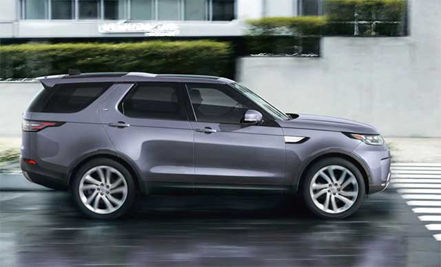 2020 Land Rover Discovery price