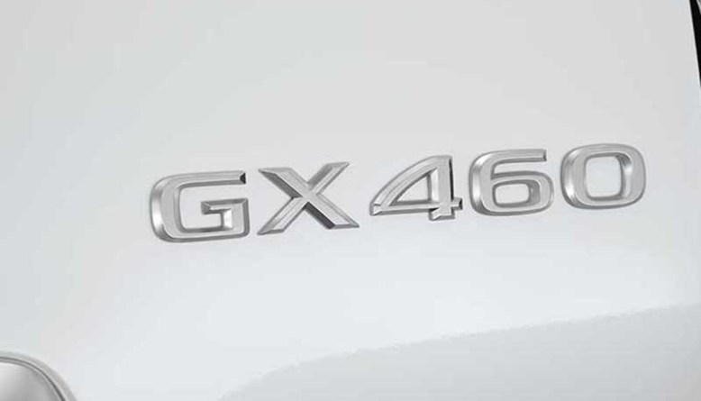 2020 Lexus GX 460 redesign