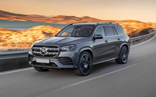 2020 Mercedes-Benz GLS price