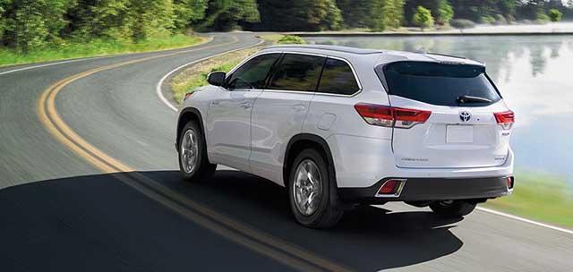 2020 Toyota Highlander msrp
