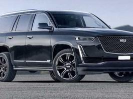 2021 Cadillac Escalade redesign