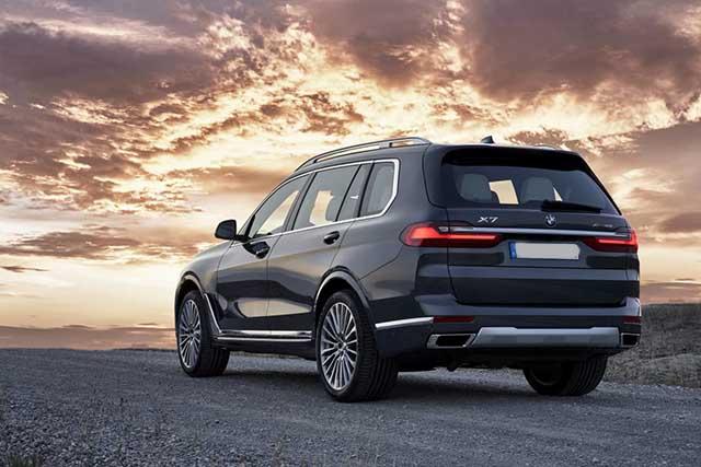 2020 BMW X7M