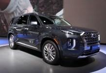 2020 Hyundai Palisade dimensions