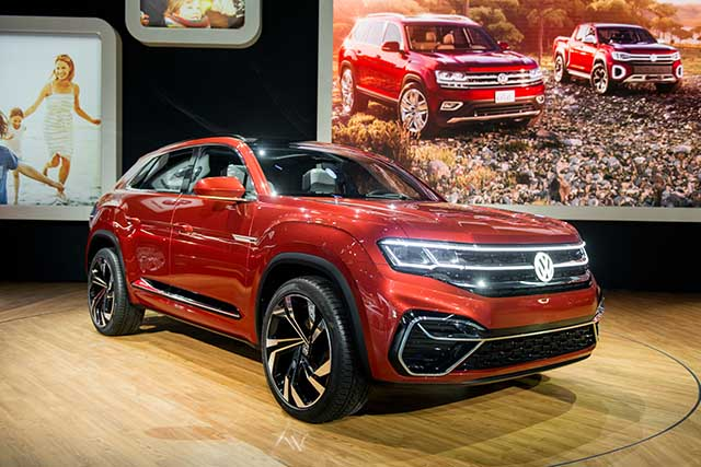 2020 Vw Atlas Suv Changes And Hybrid Model Updates 7