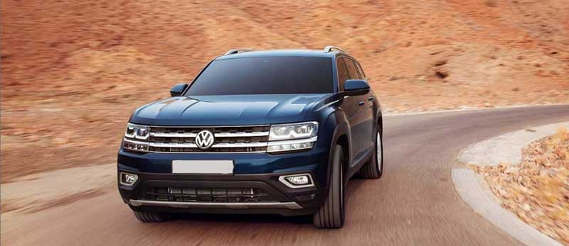 2020 VW Atlas SUV Changes and Hybrid Model Updates - 7 ...