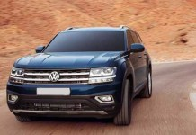 2020 VW Atlas hybrid