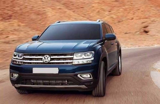 2020 VW Atlas hybrid
