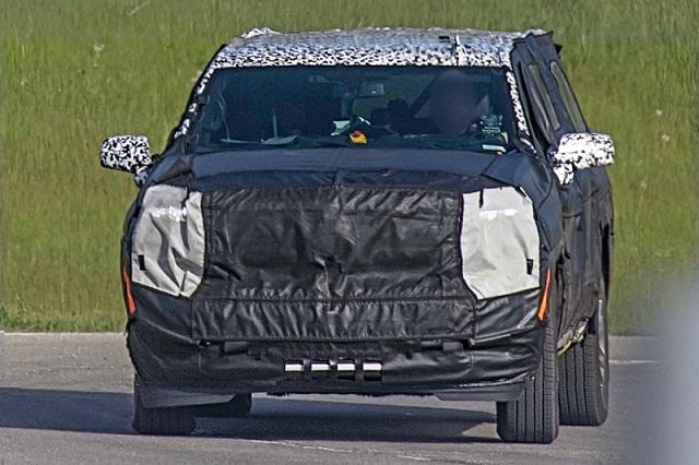 2020 Chevrolet Suburban facelift