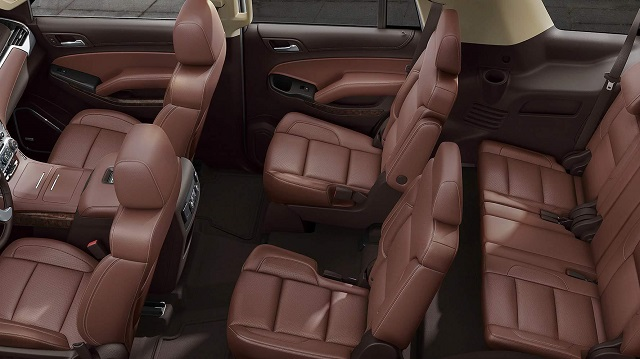 2020 Chevrolet Tahoe 7-seat SUV
