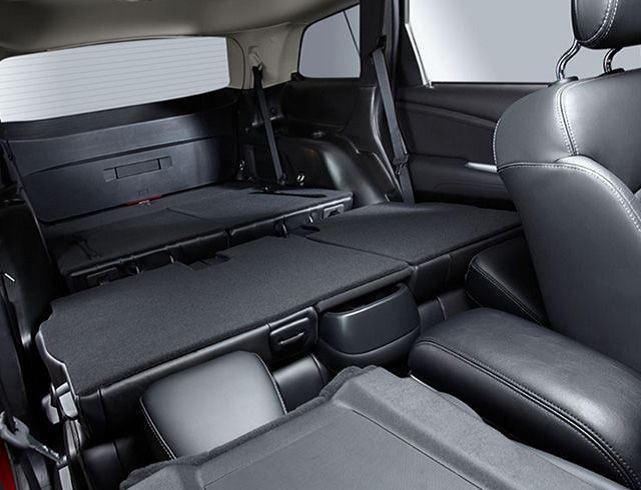 2020 Dodge Journey cargo space