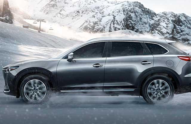 2020 Mazda CX-9 update