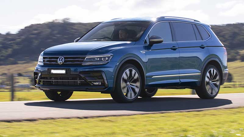 2020 Volkswagen Tiguan Allspace Full Review 7 Seater Suvs