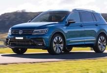 2020 Volkswagen Tiguan Allspace facelift