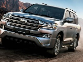2021 Toyota Land Cruiser release date