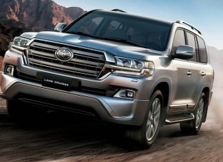 2021 Toyota Land Cruiser release date
