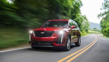 2020 Cadillac XT6 msrp