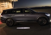 2020 Lincoln Aviator phev