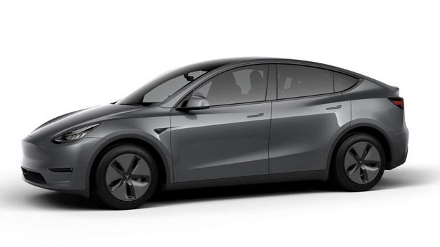 2020 Tesla Model Y concept