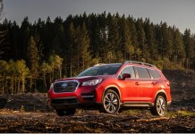 the best 8-seater suvs for 2021 Subaru Ascent