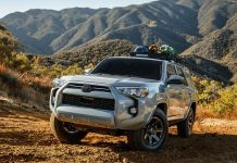 2021 4Runner Trail Special Edition