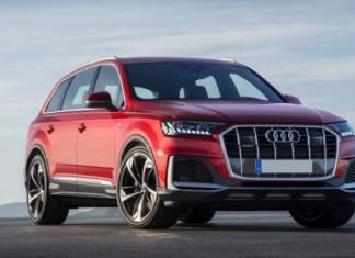 2021 Audi Q7 RS