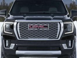 2021 GMC Yukon Diesel cover