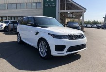 2021 Range Rover Sport main