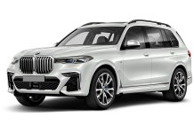 2020 BMW X7 M featured