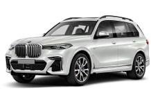 2020 BMW X7 M featured