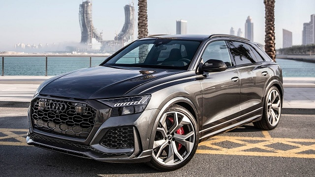 2021 Audi RS Q8 Release Date