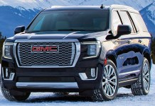 2021 GMC Yukon Denali features