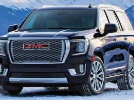 2021 GMC Yukon Denali features