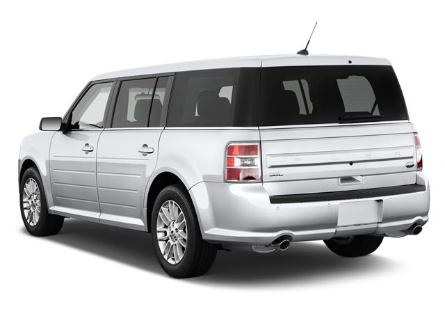 2021 Ford Flex changes
