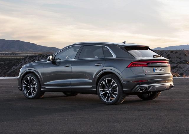 2021 Audi SQ8 price