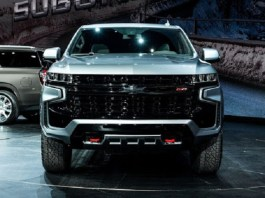 the best 8-seater suvs for 2021 Chevy Suburban