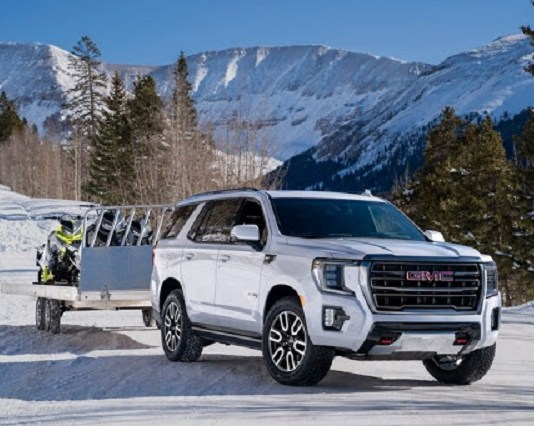 the best 8-seater suvs for 2021 Yukon