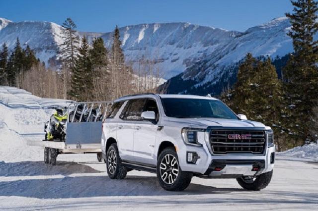 the best 8-seater suvs for 2021 Yukon