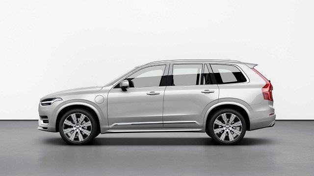 2022 Volvo XC90 render side