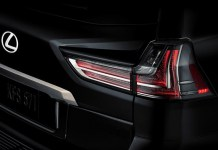 2022 Lexus LX 600 Redesign