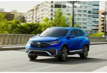 2022 Honda CR-V 7-Seater