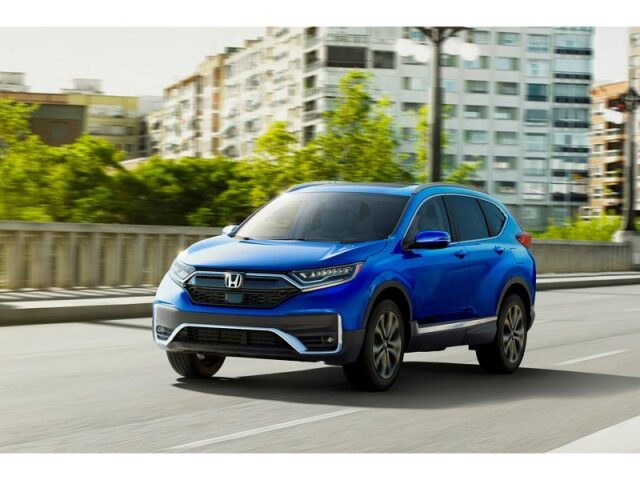 2022 Honda CR-V 7-Seater